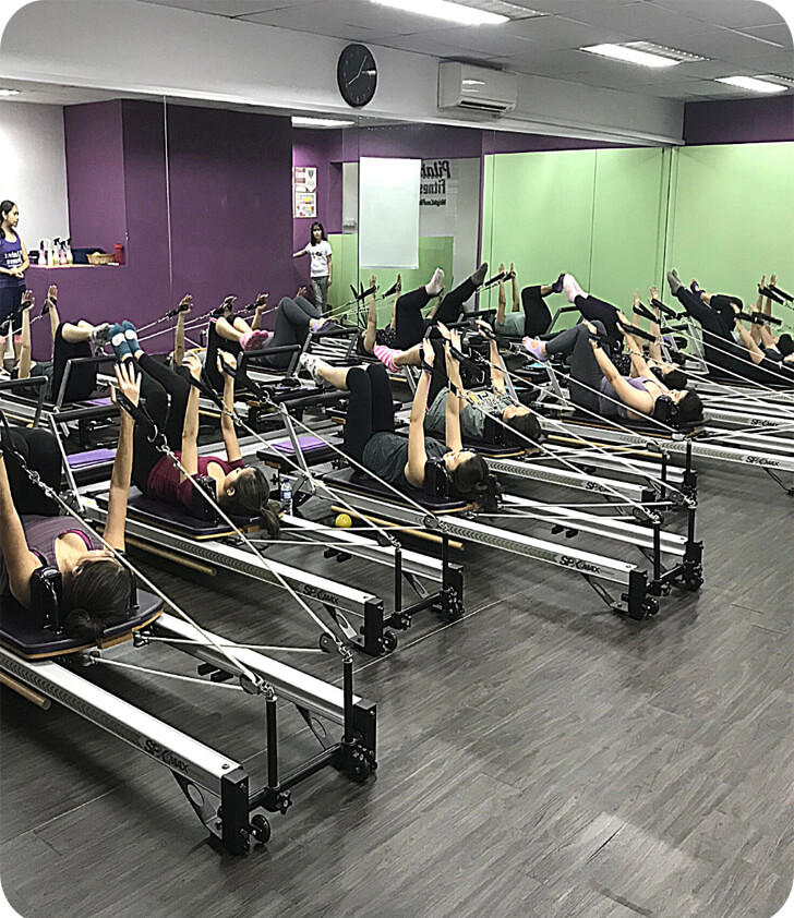 pilates studio singapore